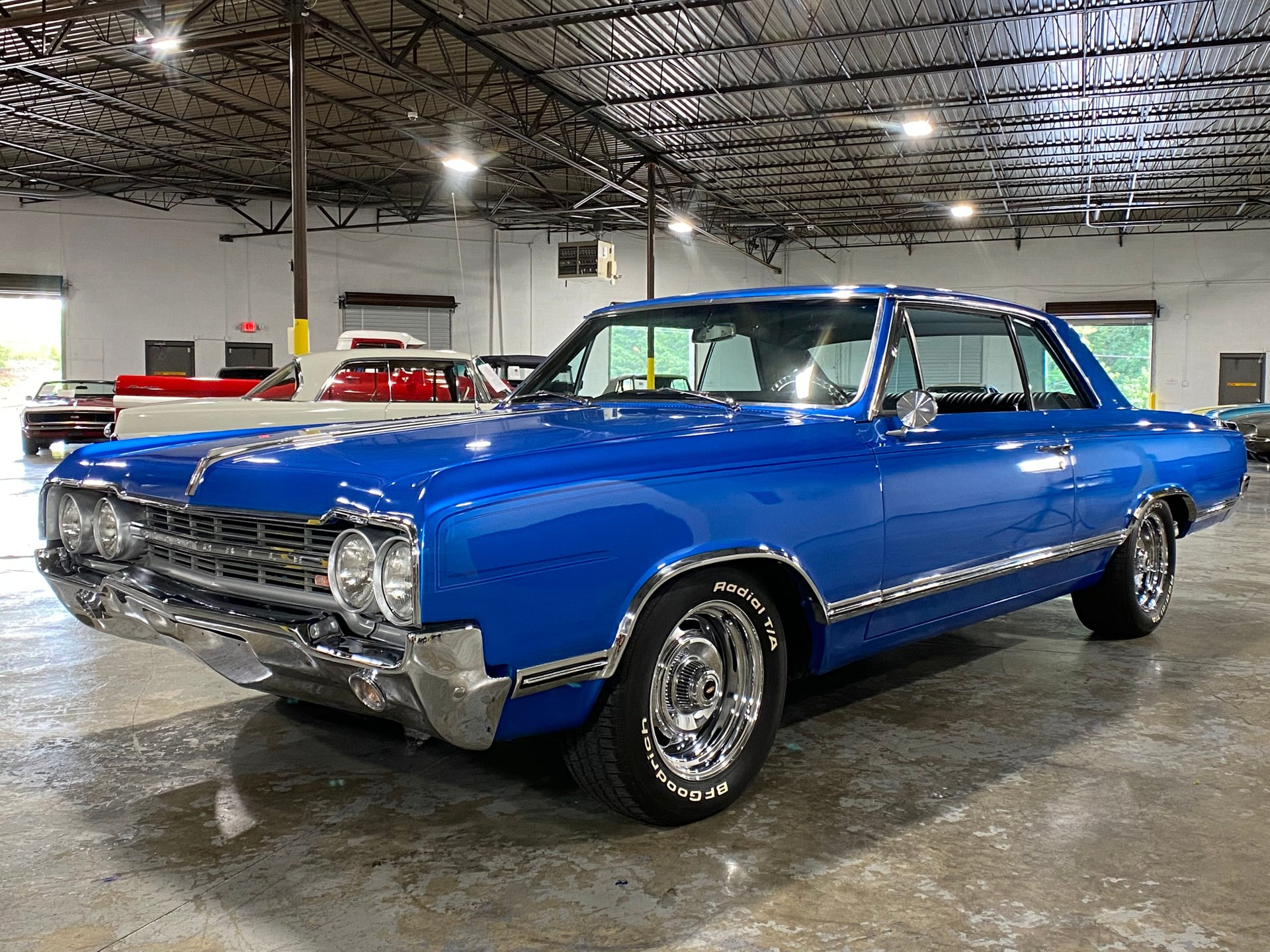 1965 oldsmobile cutlass 442 tribute