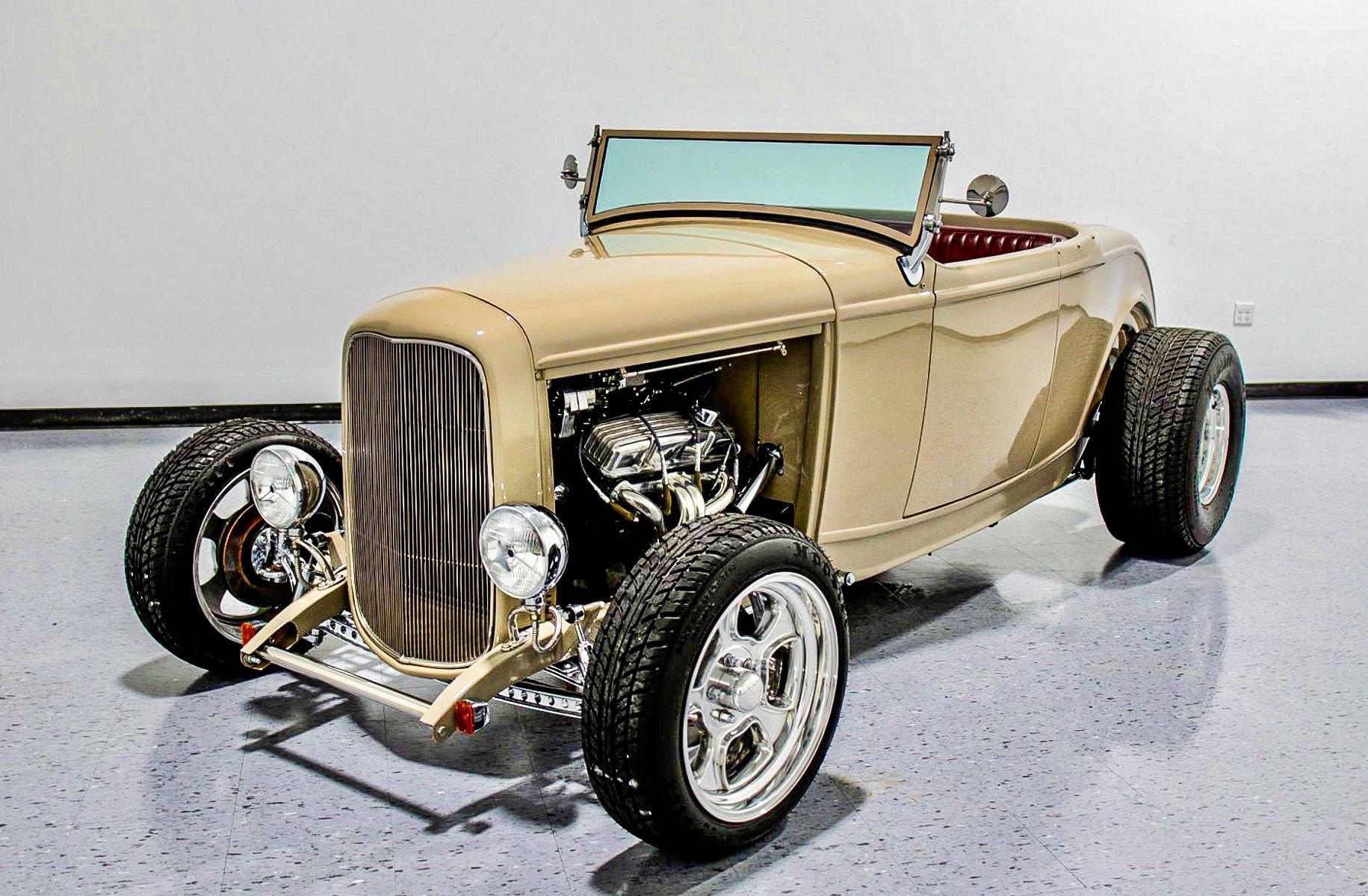 1932 ford bebop highboy