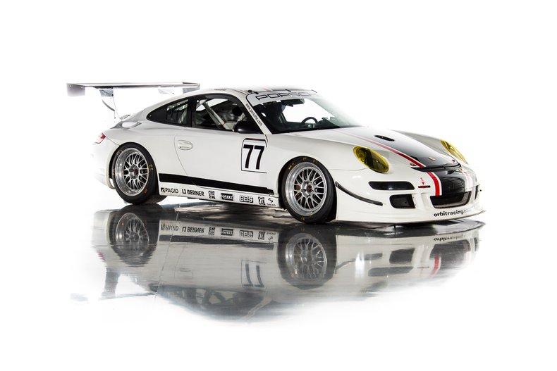 2009 Porsche 997 GT3 Cup Car Grand Am