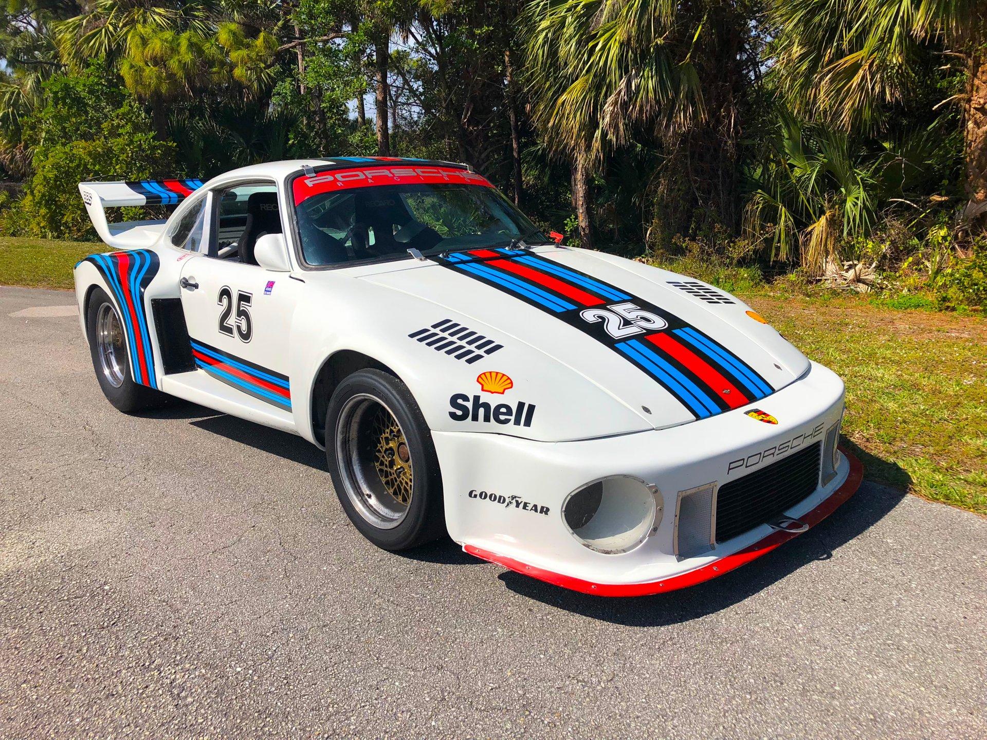 1984 porsche 911 935 martini tribute