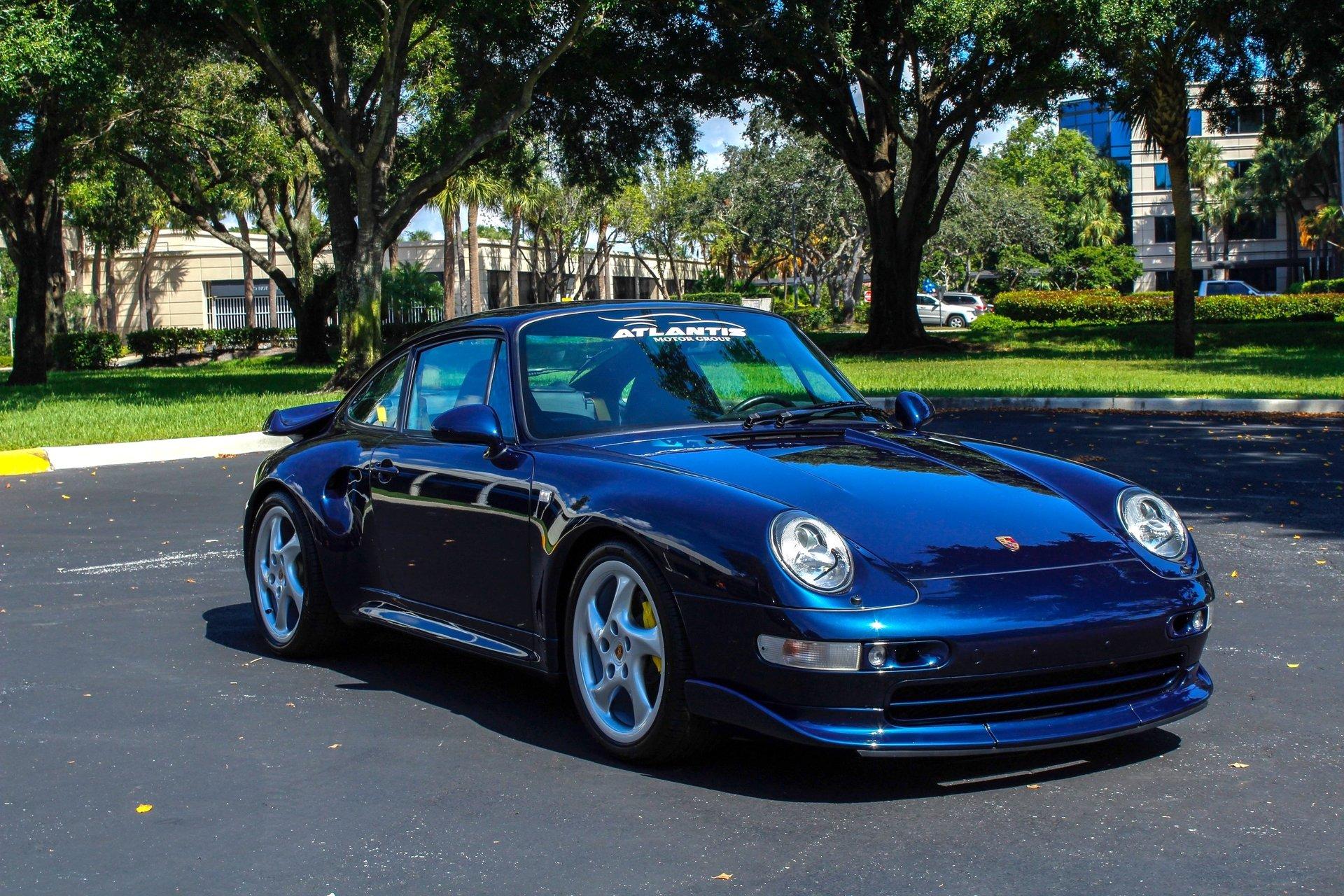 1997 porsche 911 turbo s x50