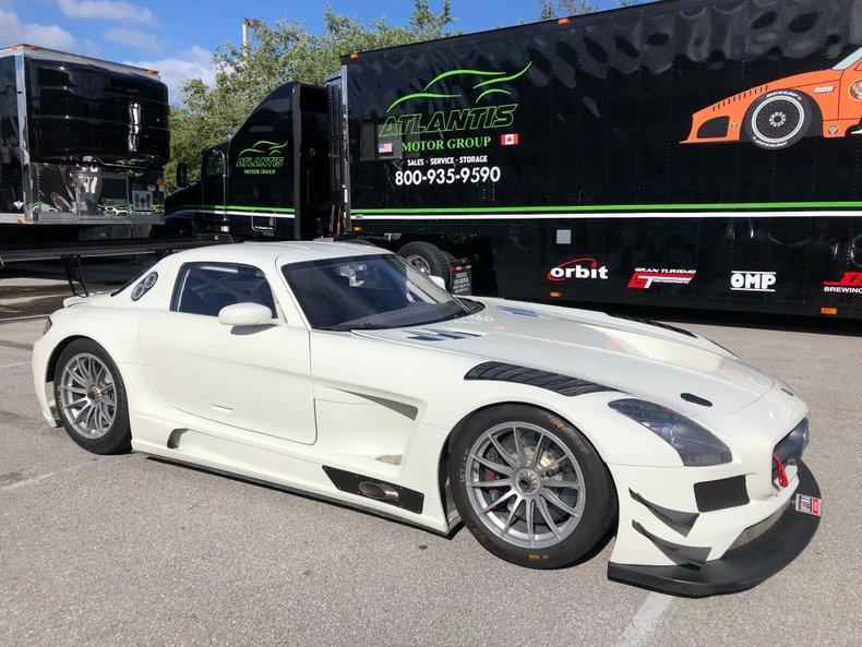 2014 Mercedes SLS GT3 For Sale
