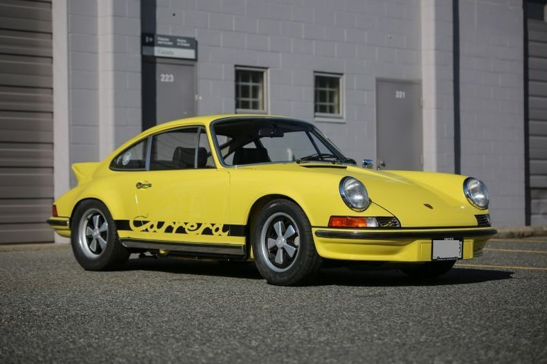 1973 Porsche 911 Carrera RS For Sale