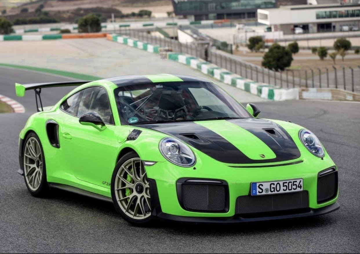 2018 porsche 911 gt2rs pts weissach