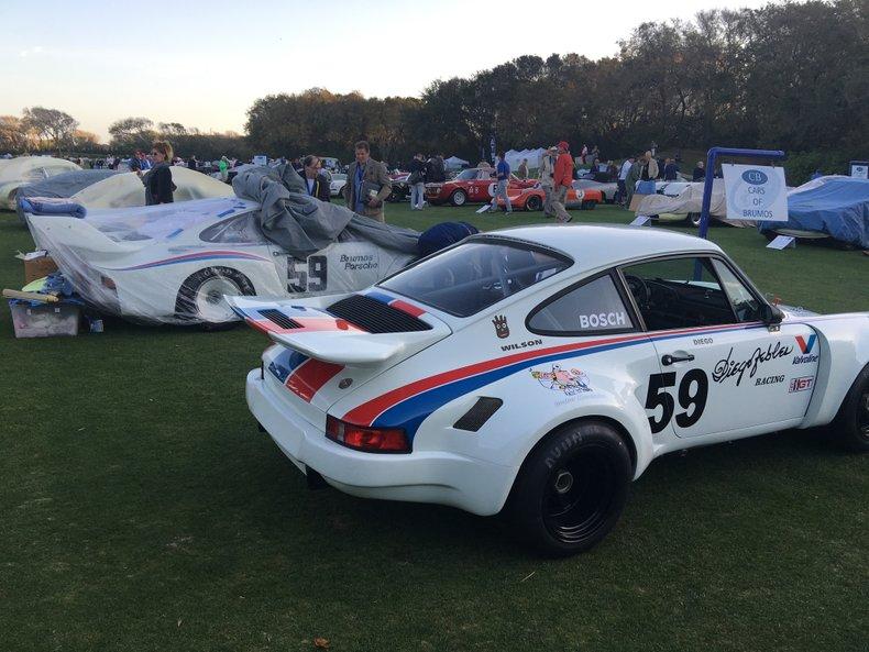 Details about 1975 Porsche 911 RSR