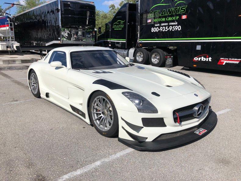 2013 Mercedes SLS GT3