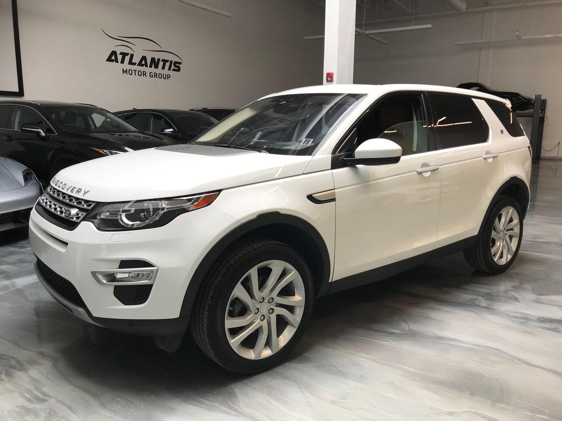 2018 land rover discovery sport sold thank you