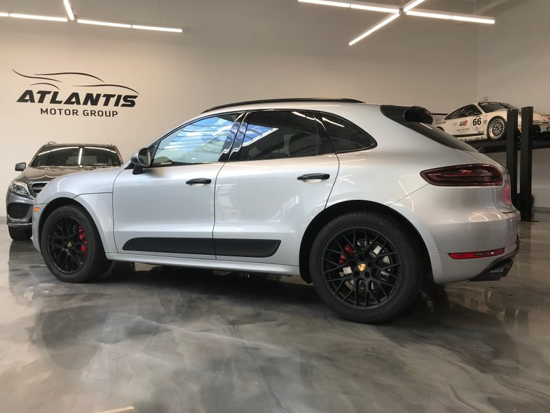 2017 Porsche Macan SOLD THANK YOU!