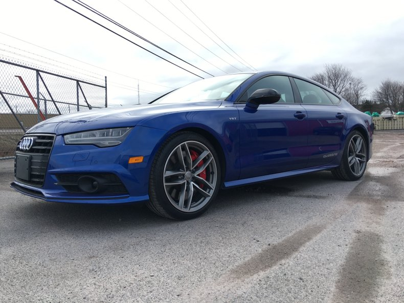 2017 Audi S7 For Sale