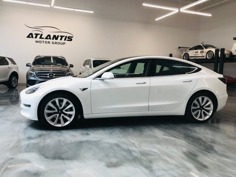 2020 Tesla Model 3 Standard Range Plus RWD