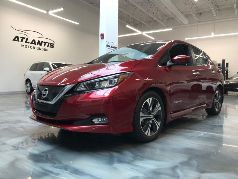 2019 Nissan Leaf SV Sold Thank You!!