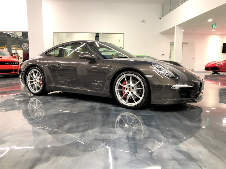 2015 Porsche CARRERA S For Sale
