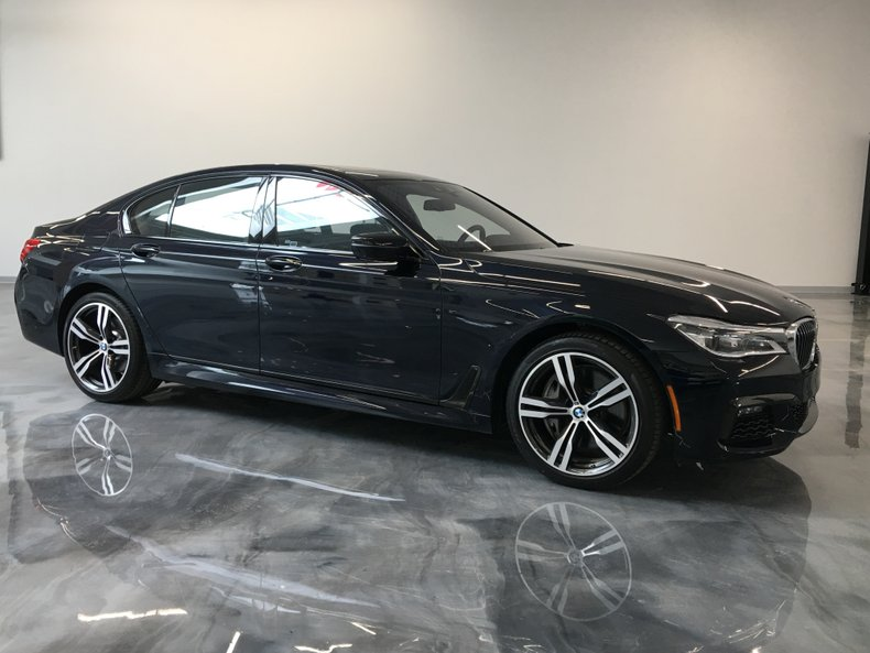 2018 BMW 750i XDrive Executive Package