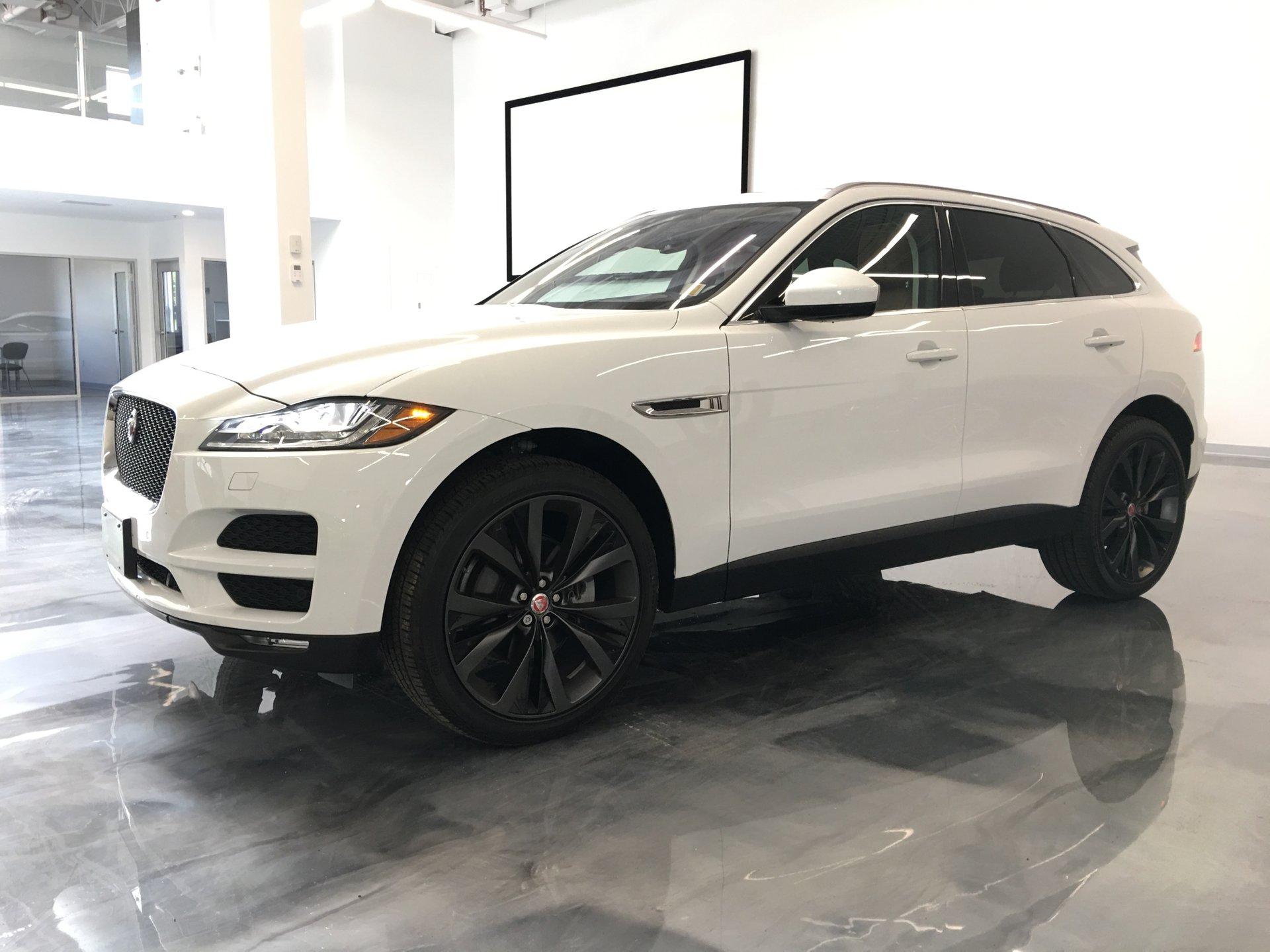 2018 jaguar f pace 35t awd portfolio