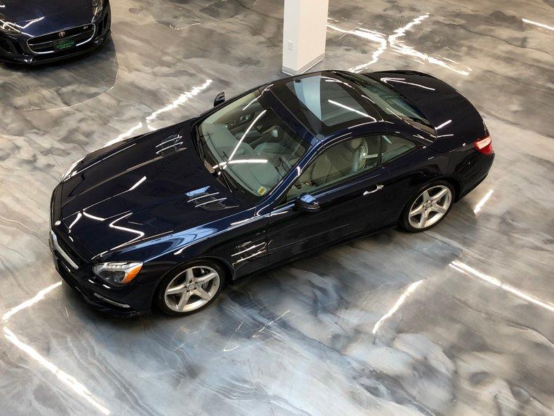 2015 Mercedes-Benz SL 550 For Sale