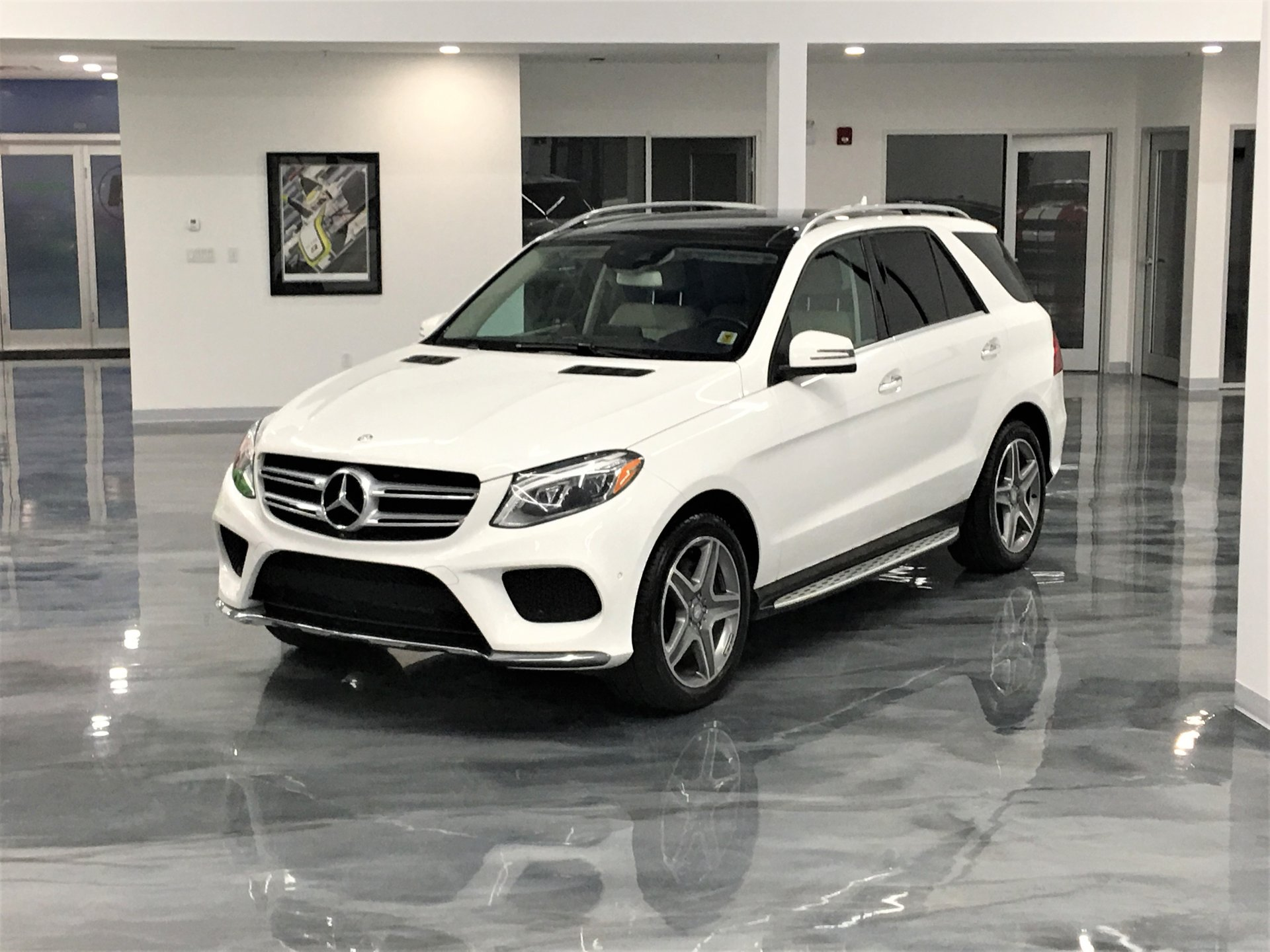 2016 mercedes benz gle 4matic 4dr gle 400
