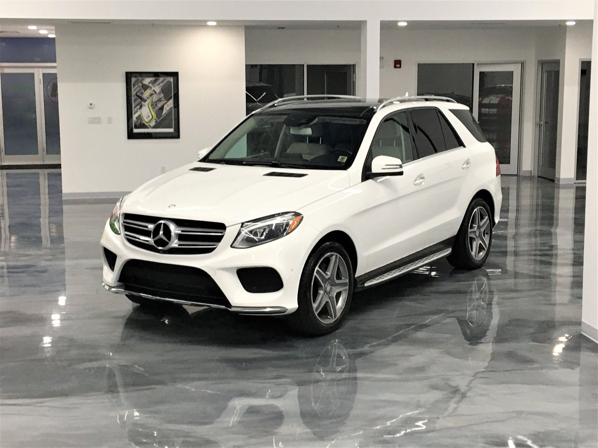 2016 mercedes benz gle gle 400 4matic