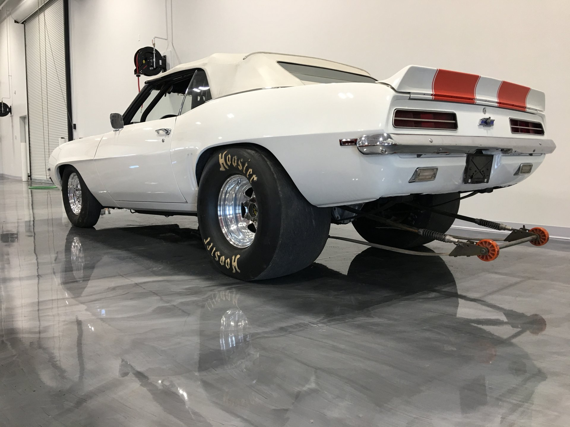 1969 chevrolet camaro rs ss pace car edition