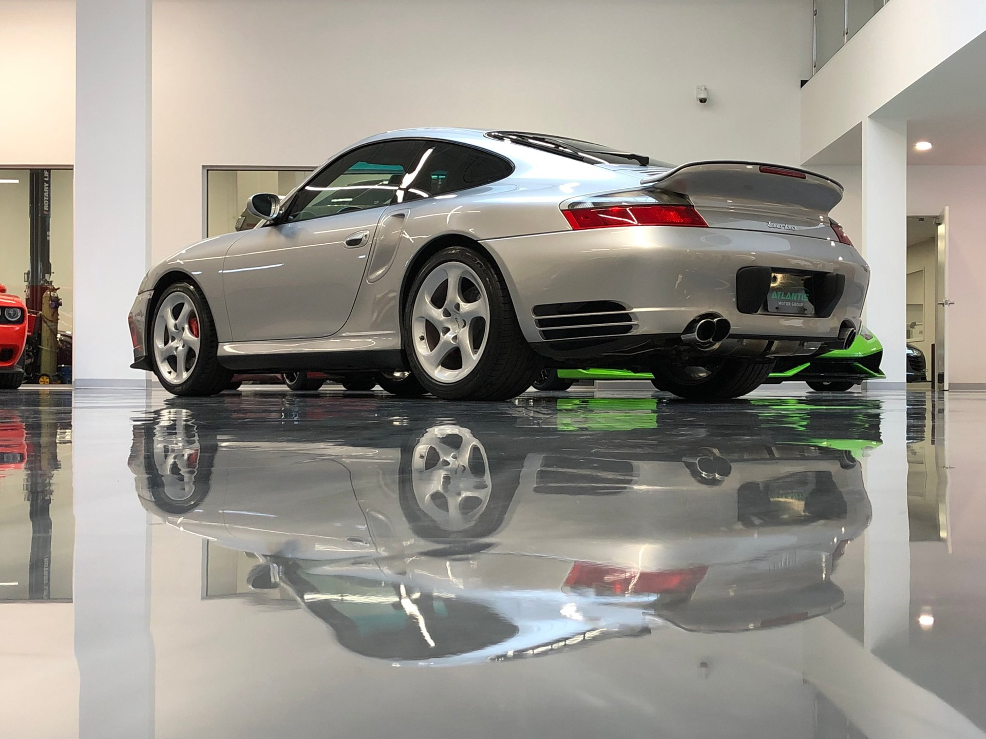 2001 porsche 911 carrera 2dr carrera turbo 6 spd manual