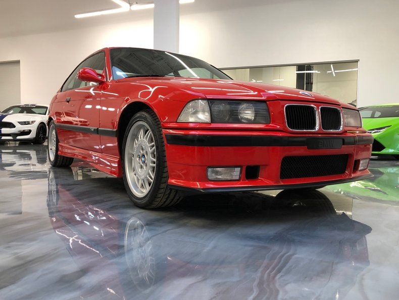 1994 BMW M3 #45 Of Only 45 Produced