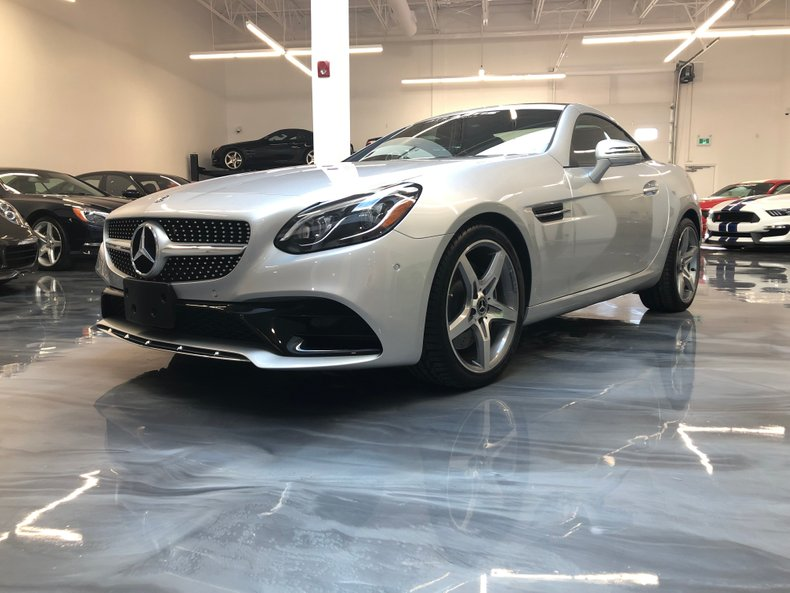 2018 Mercedes-Benz SLC300