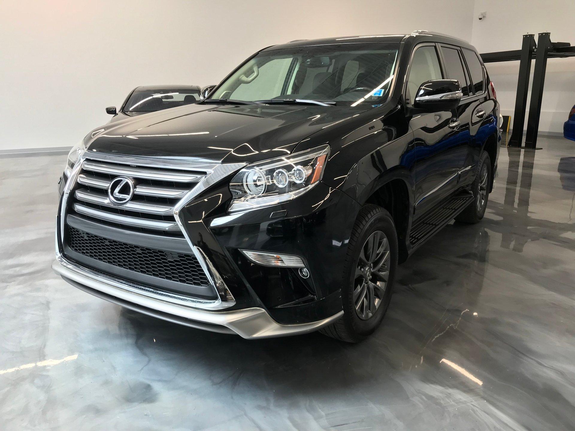 2018 lexus gx460