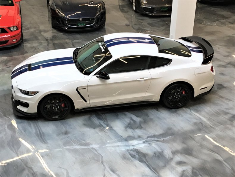 2017 Ford Mustang GT350 R
