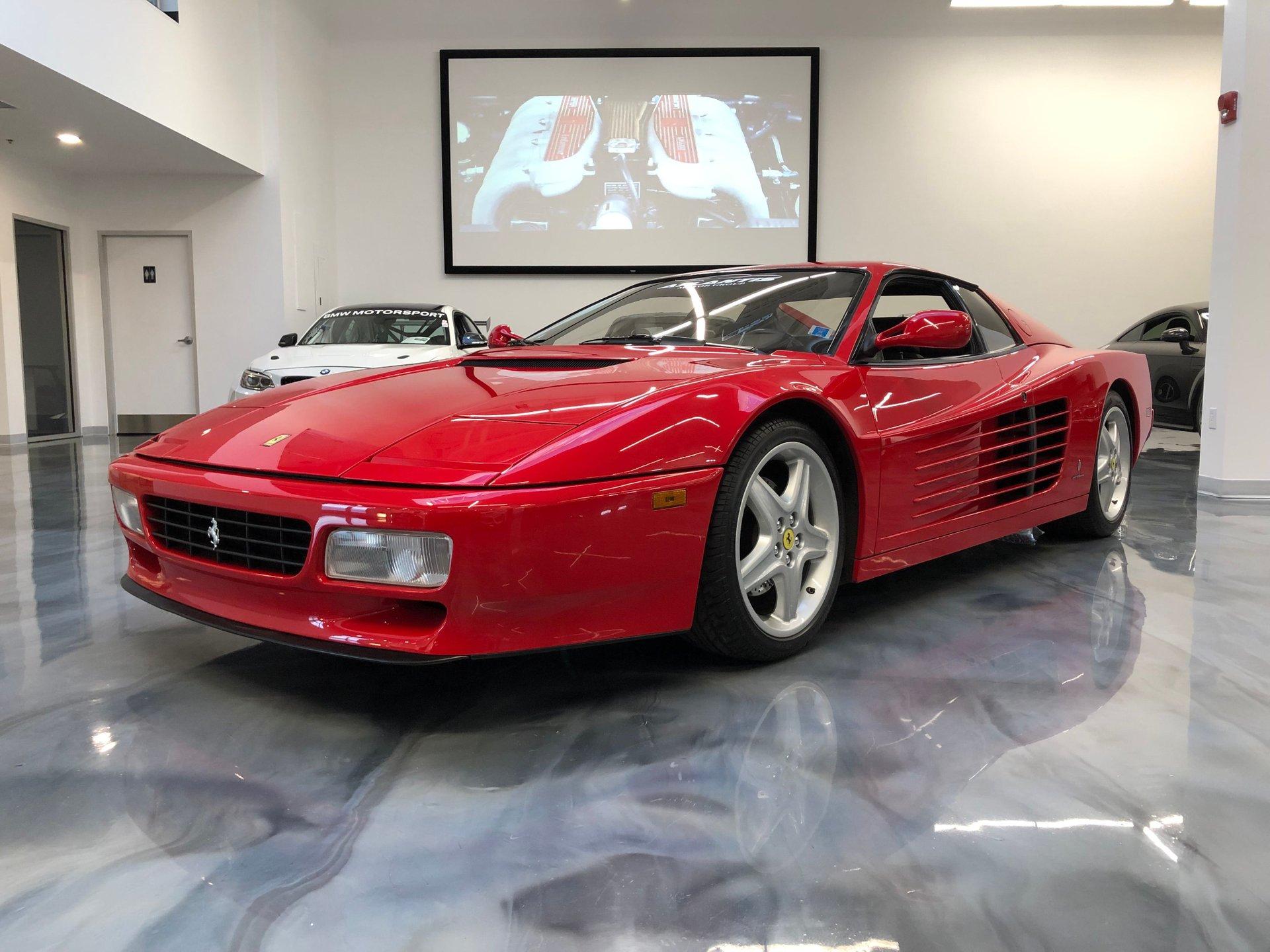 1994 ferrari 512 tr sold thank you