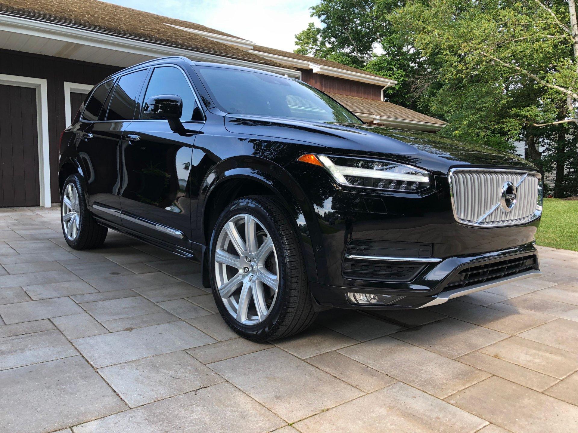 2018 volvo xc90 sold
