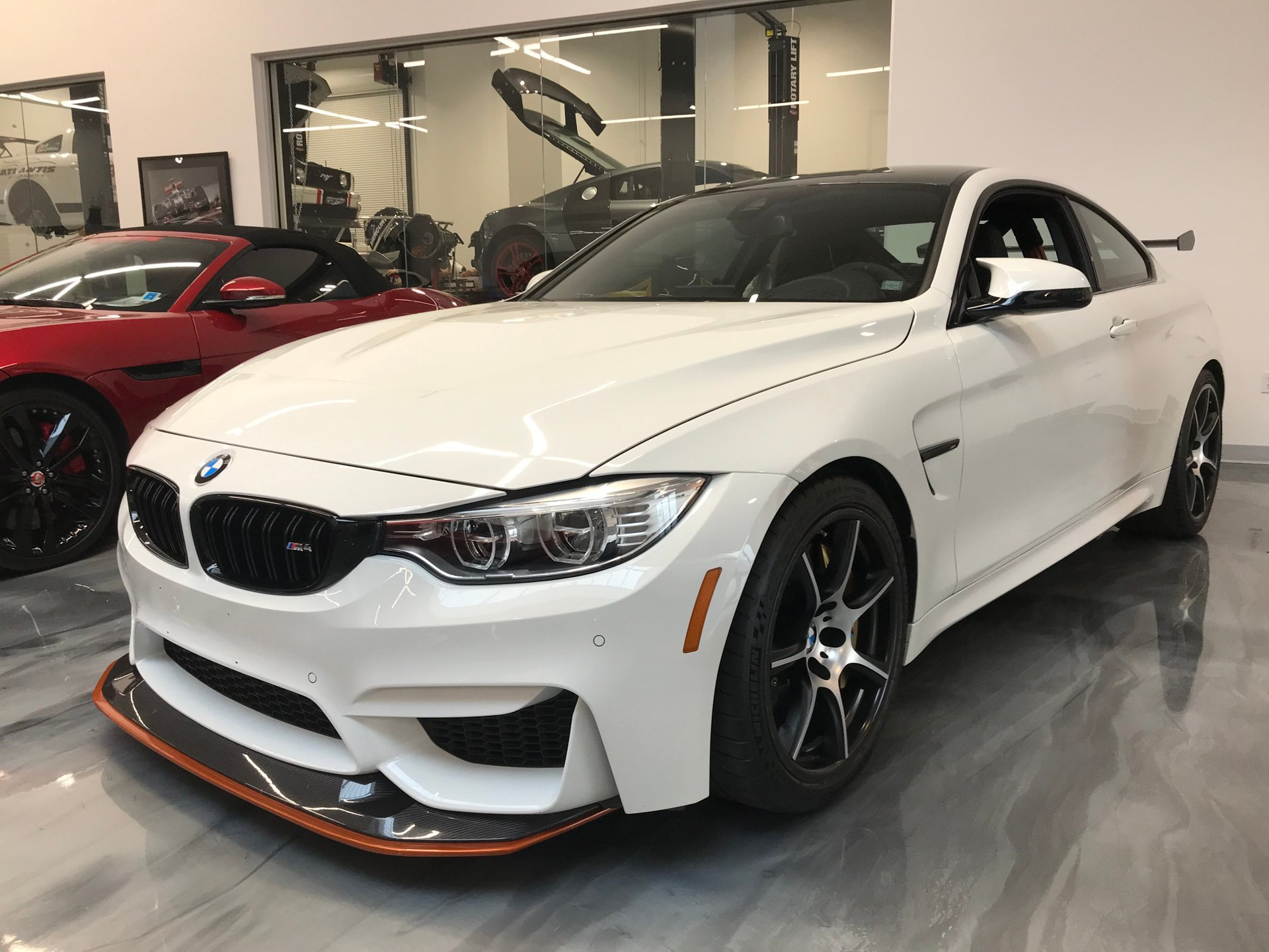 2016 bmw m4 gts sold thank you