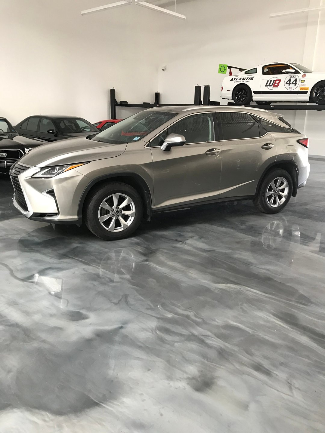 2019 lexus rx350 sold thank you luxury package