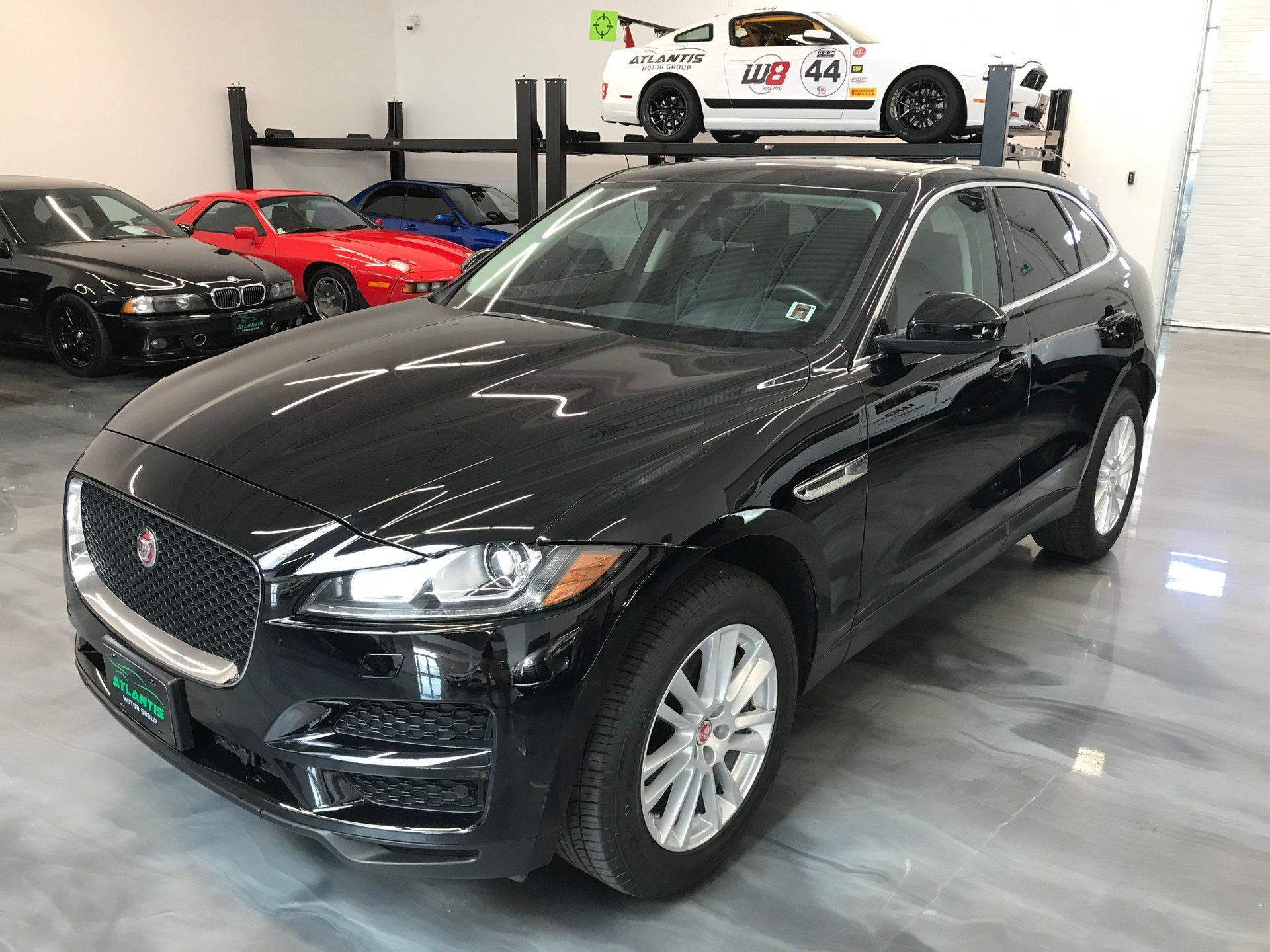 2019 jaguar f pace sold
