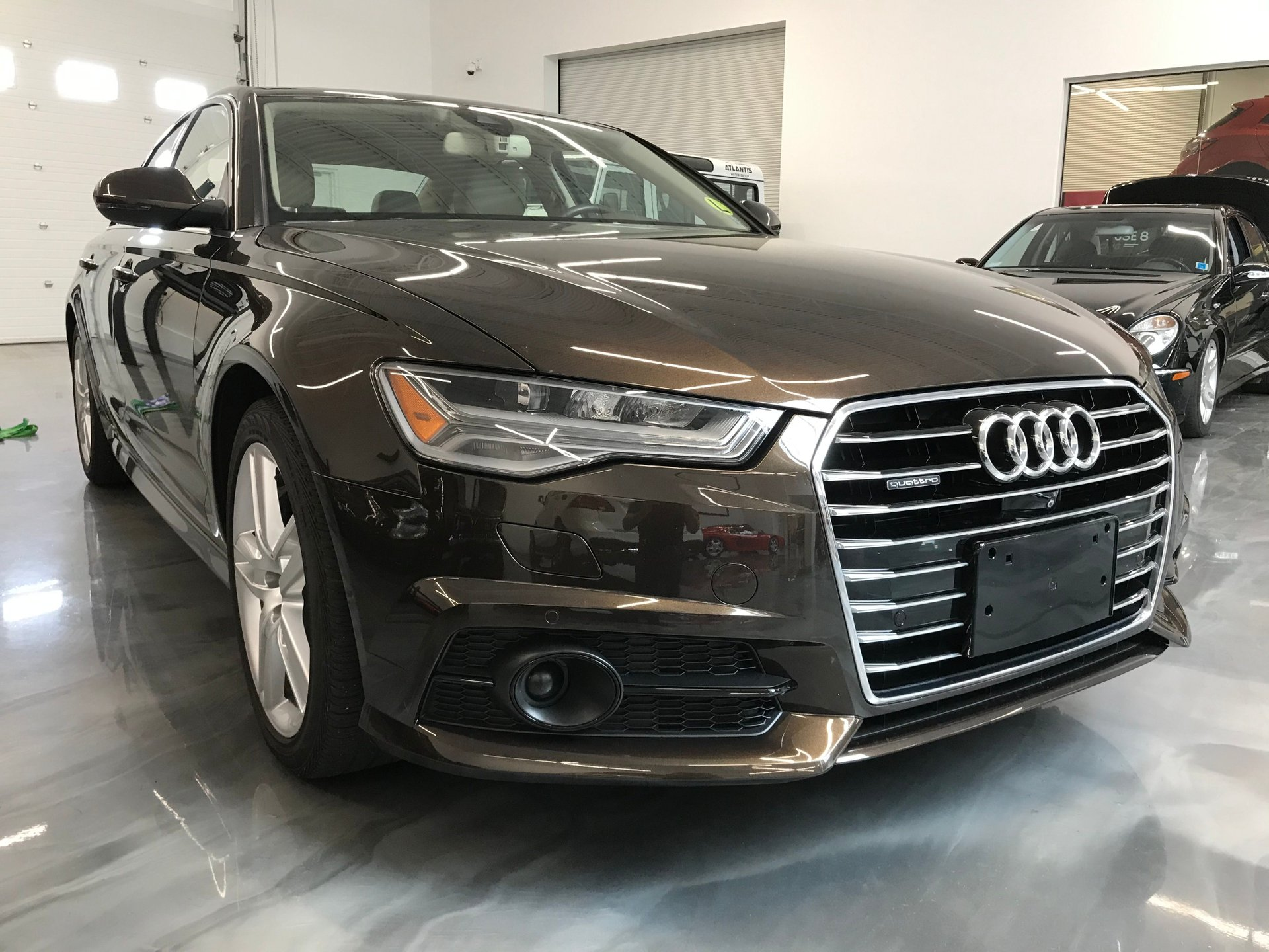 2017 audi a6 sold thank you