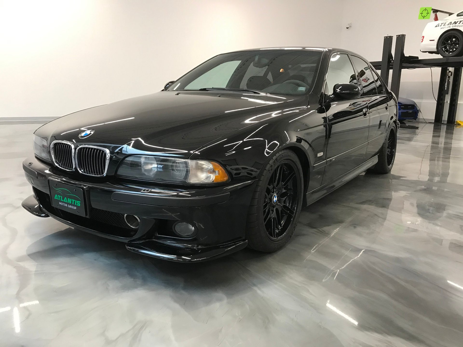 2000 bmw 5 series m5 4dr sdn 6 spd manual