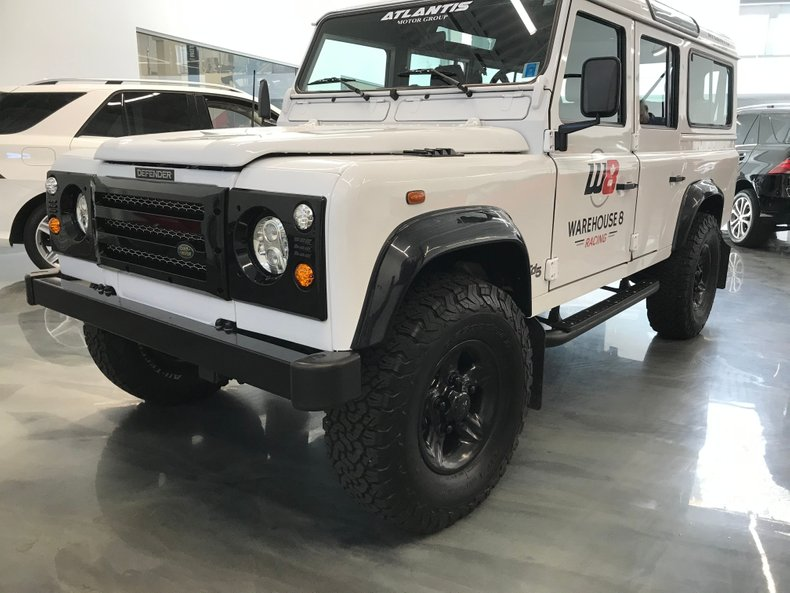 2002 Land Rover DEFENDER   SOLD SOLD !
