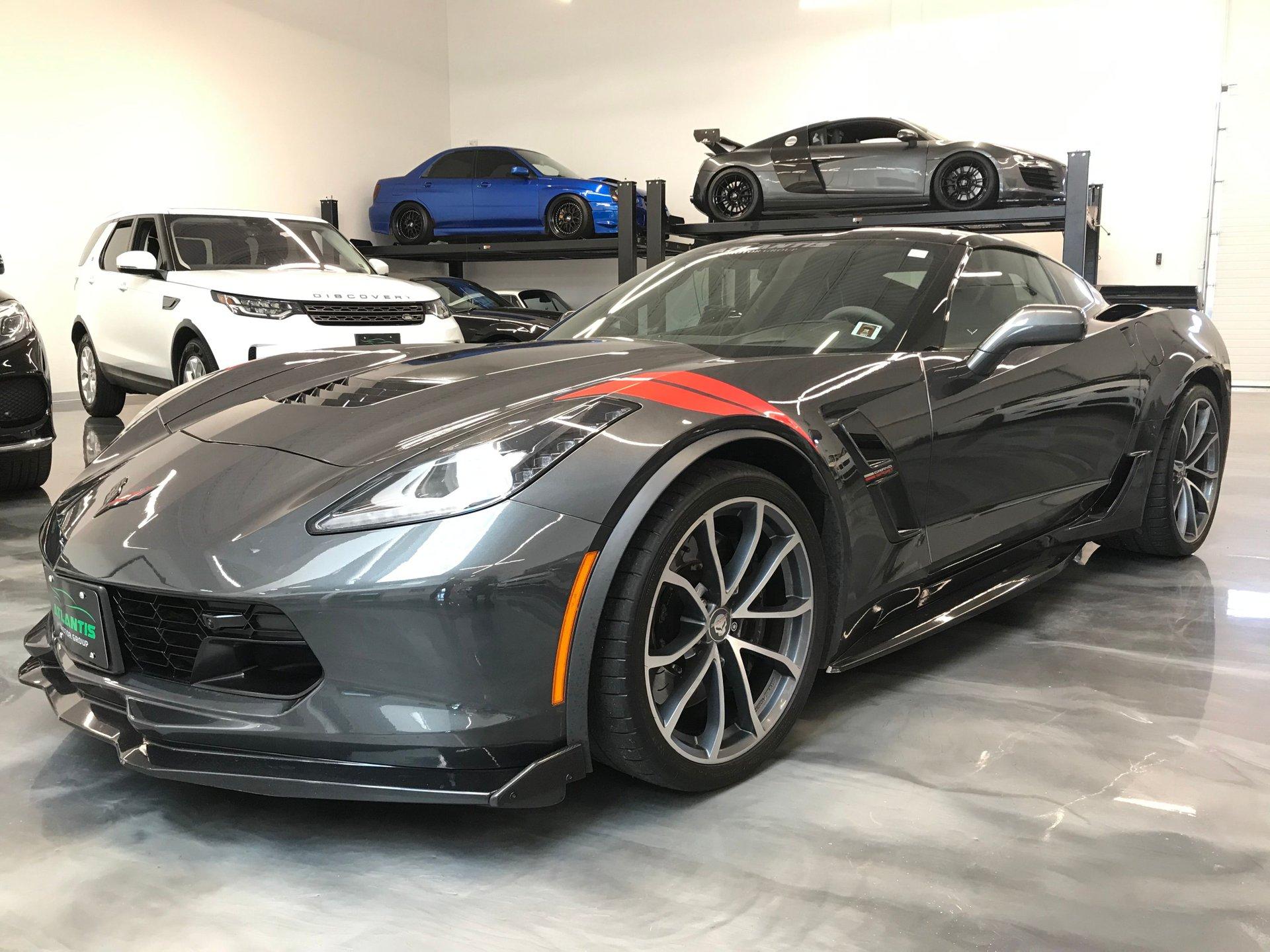 2017 chevrolet corvette sold unit 2dr grand sport cpe w 2lt