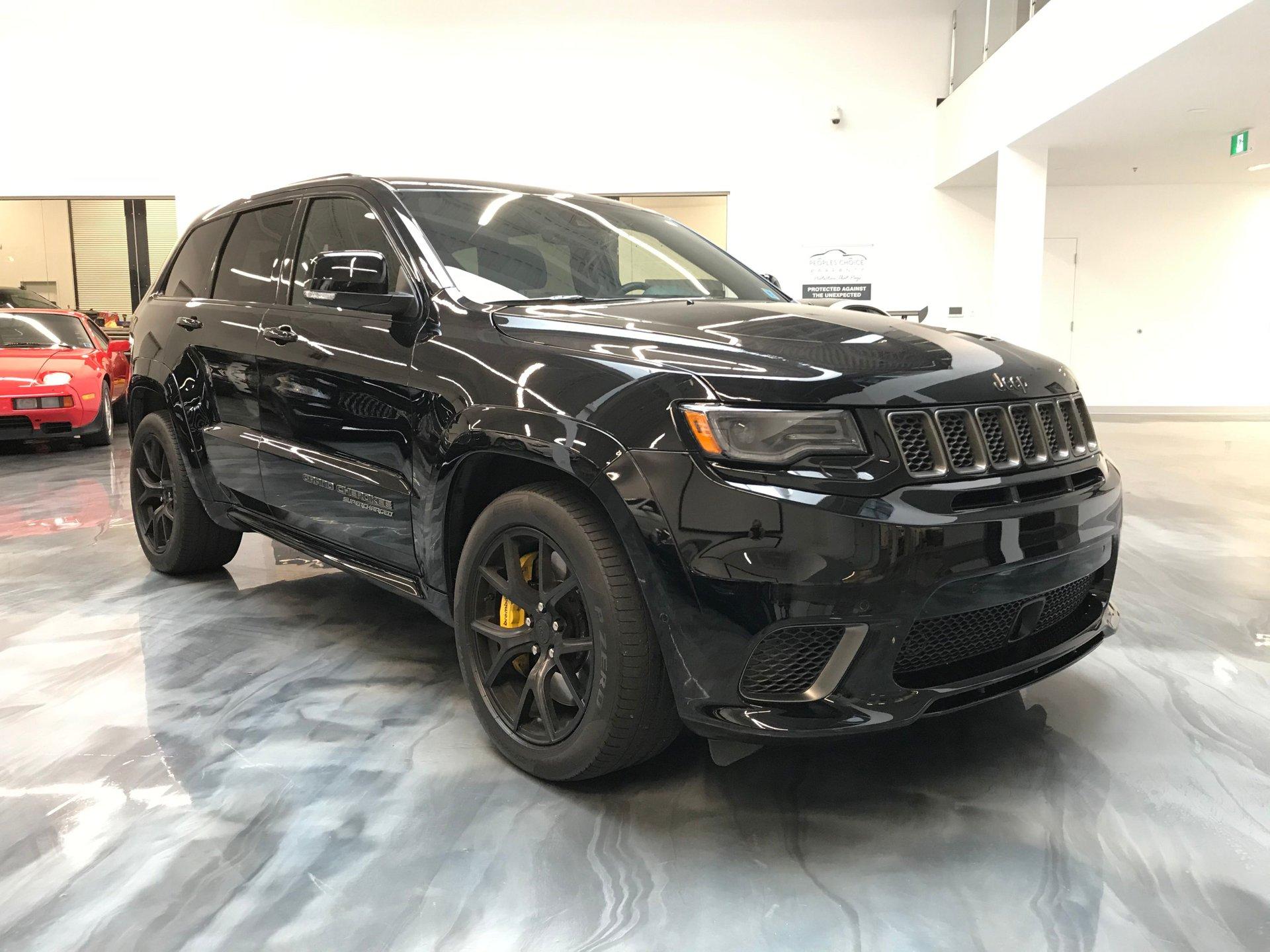 2018 jeep grand cherokee trackhawk sold thx