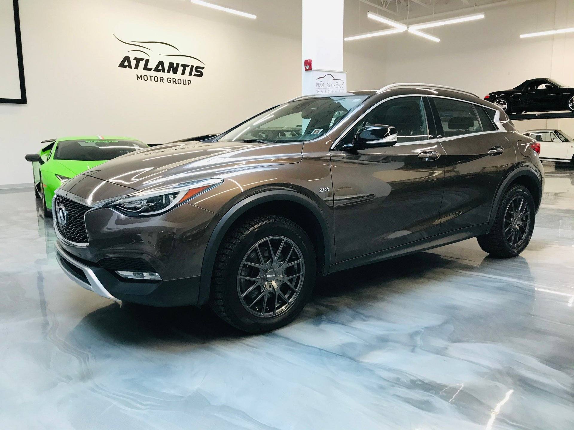 2018 infiniti qx30 sold thank you