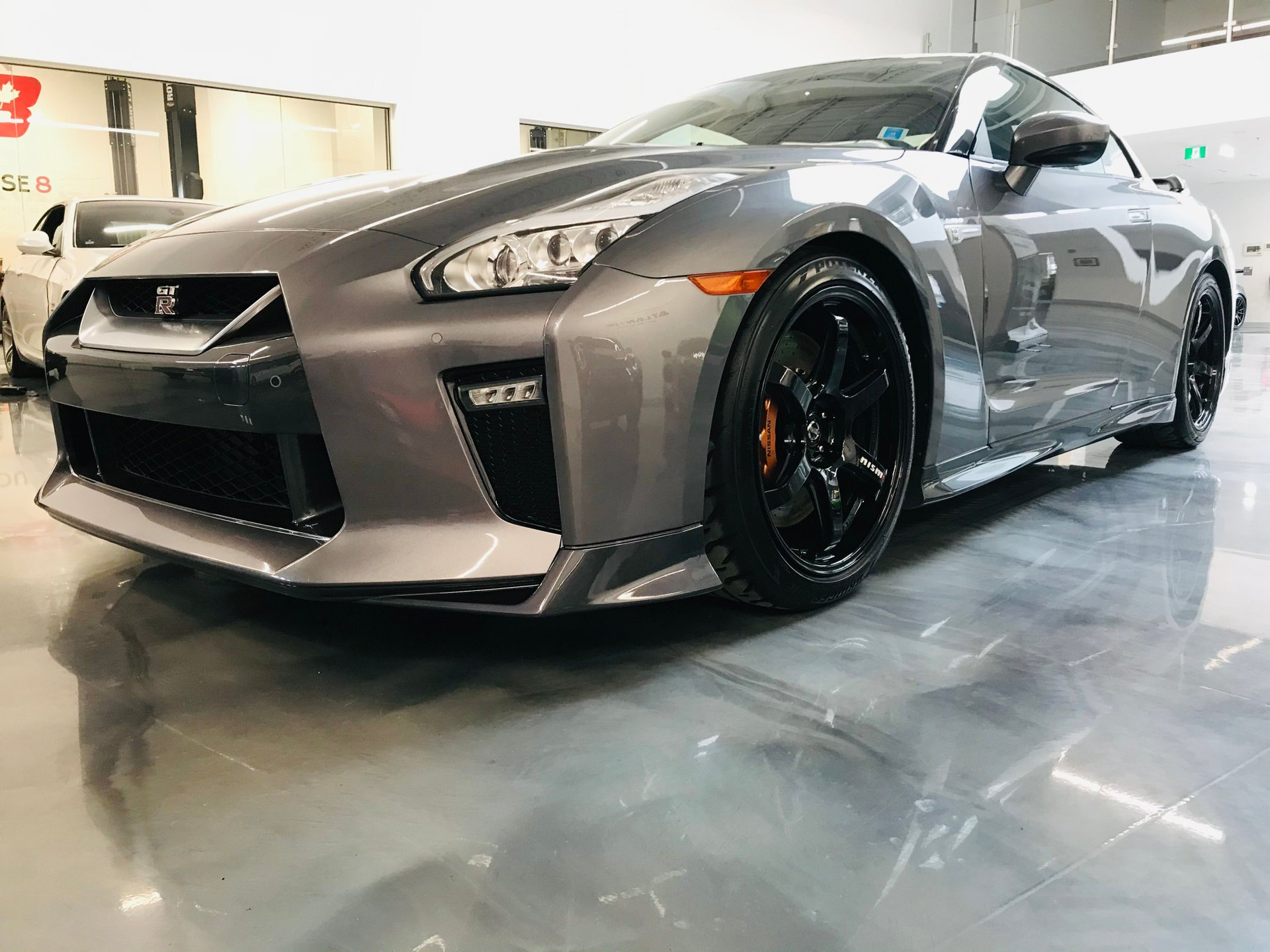 2017 nissan gt r sold thank you premium awd track edition