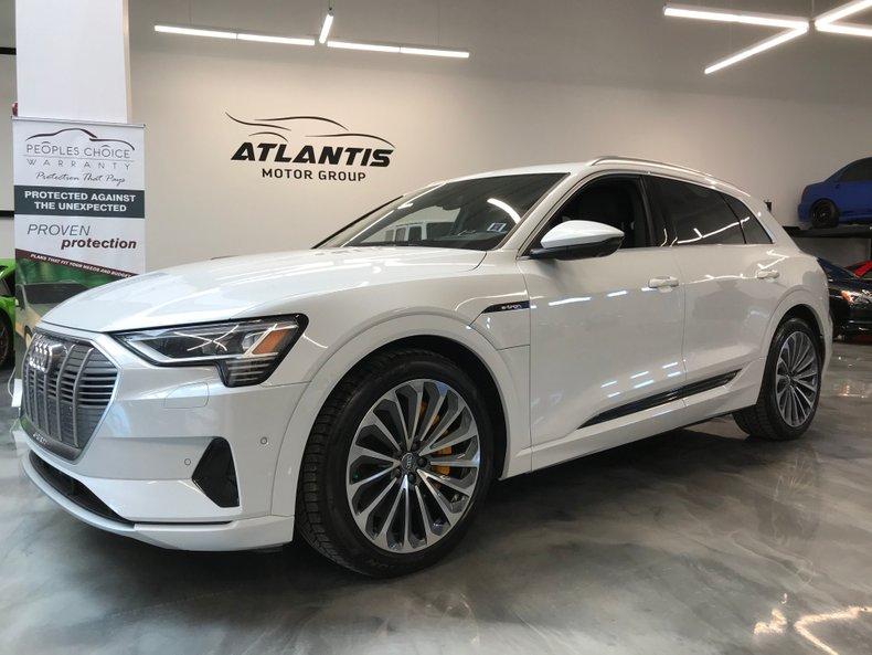 2019 Audi E-Tron Technik   SOLD Thank you!!