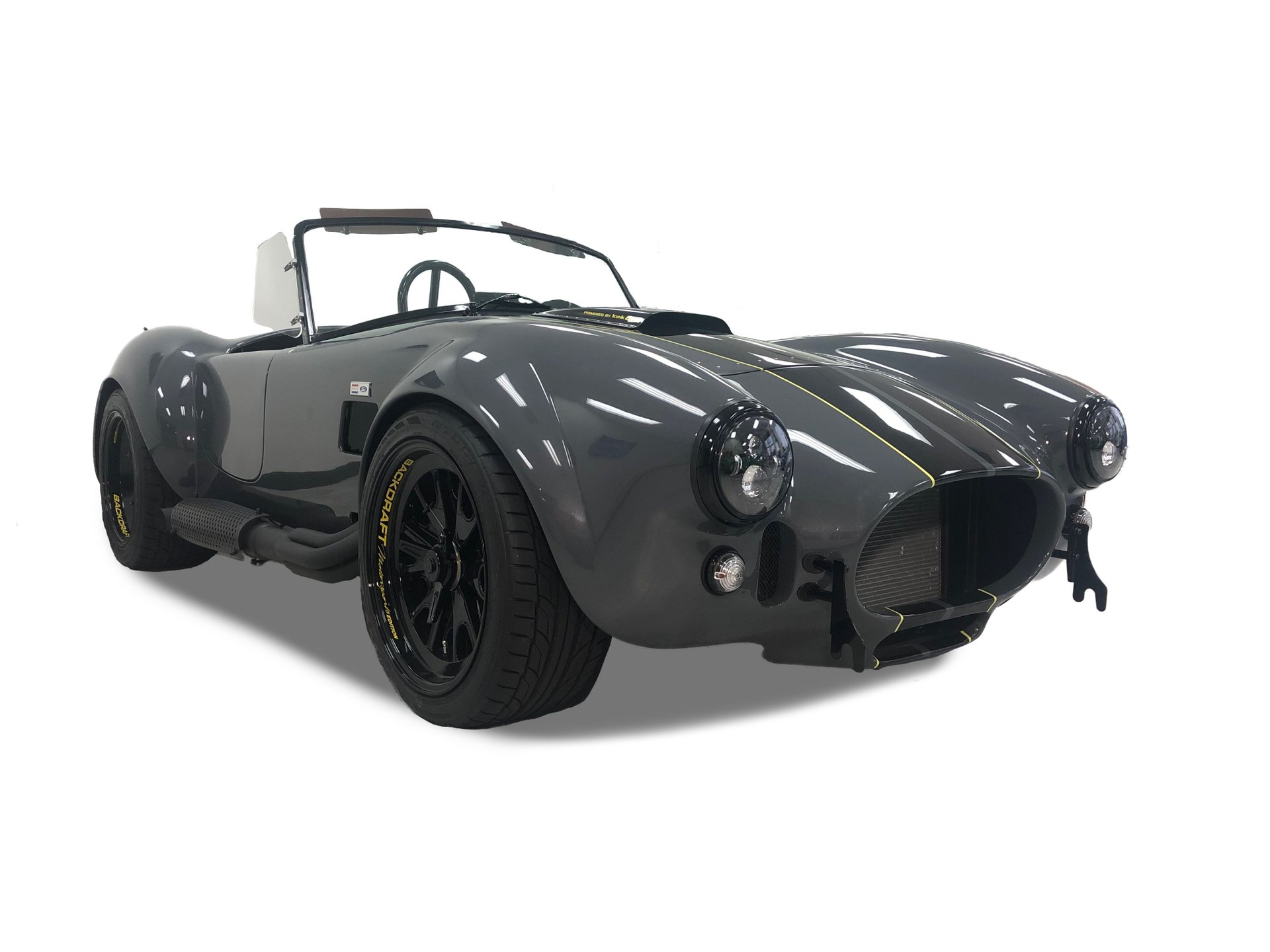1965 backdraft racing cobra rt3 roadster