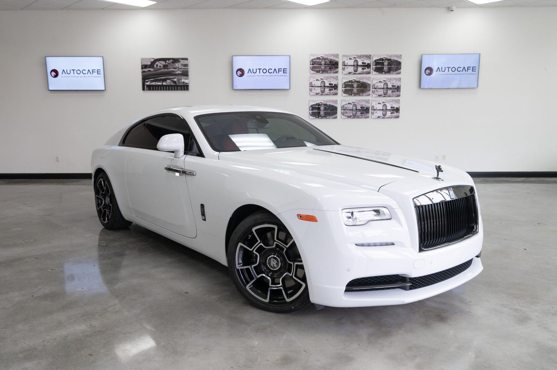 2020 rolls royce wraith coupe