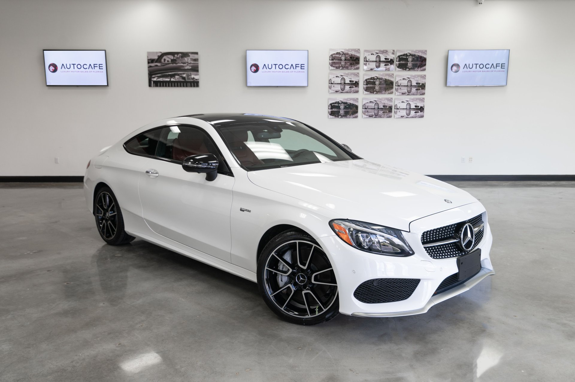 2017 mercedes benz c class amg c 43 4matic coupe