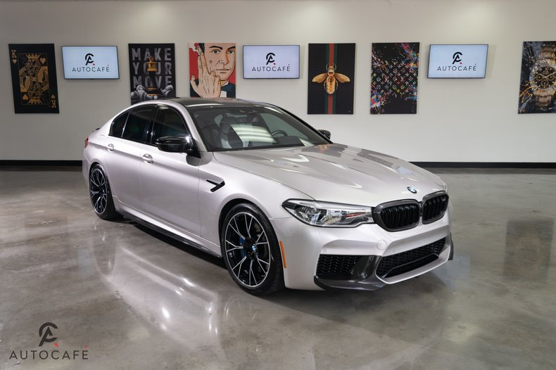 2019 BMW M5 Competition Pkcg
