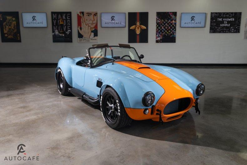 1965 Shelby Cobra Backdraft RT4