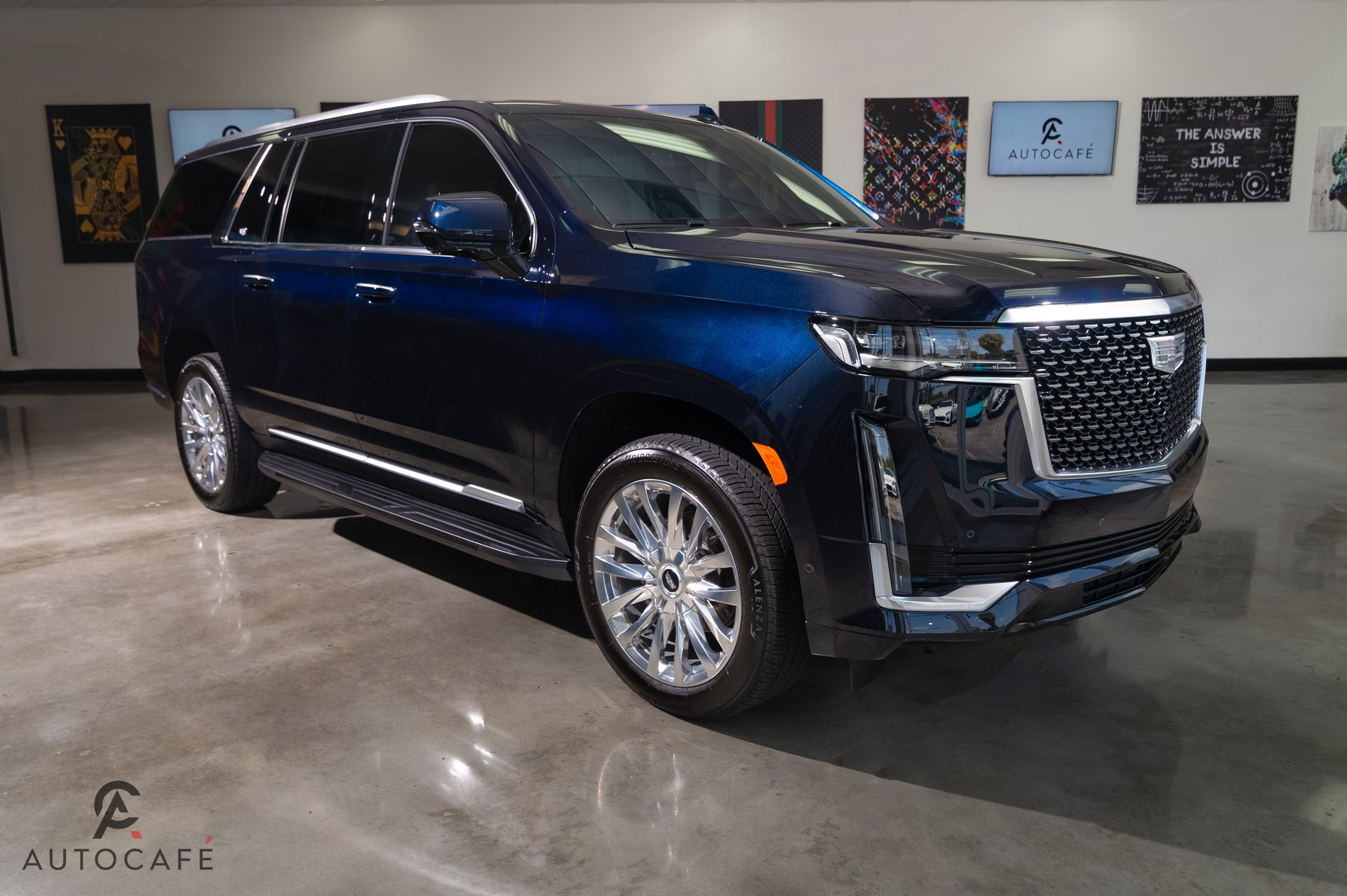 2021 cadillac escalade esv 2wd 4dr premium luxury