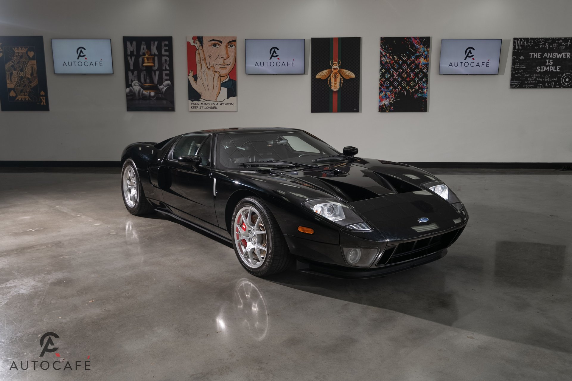 2006 ford gt 2dr cpe
