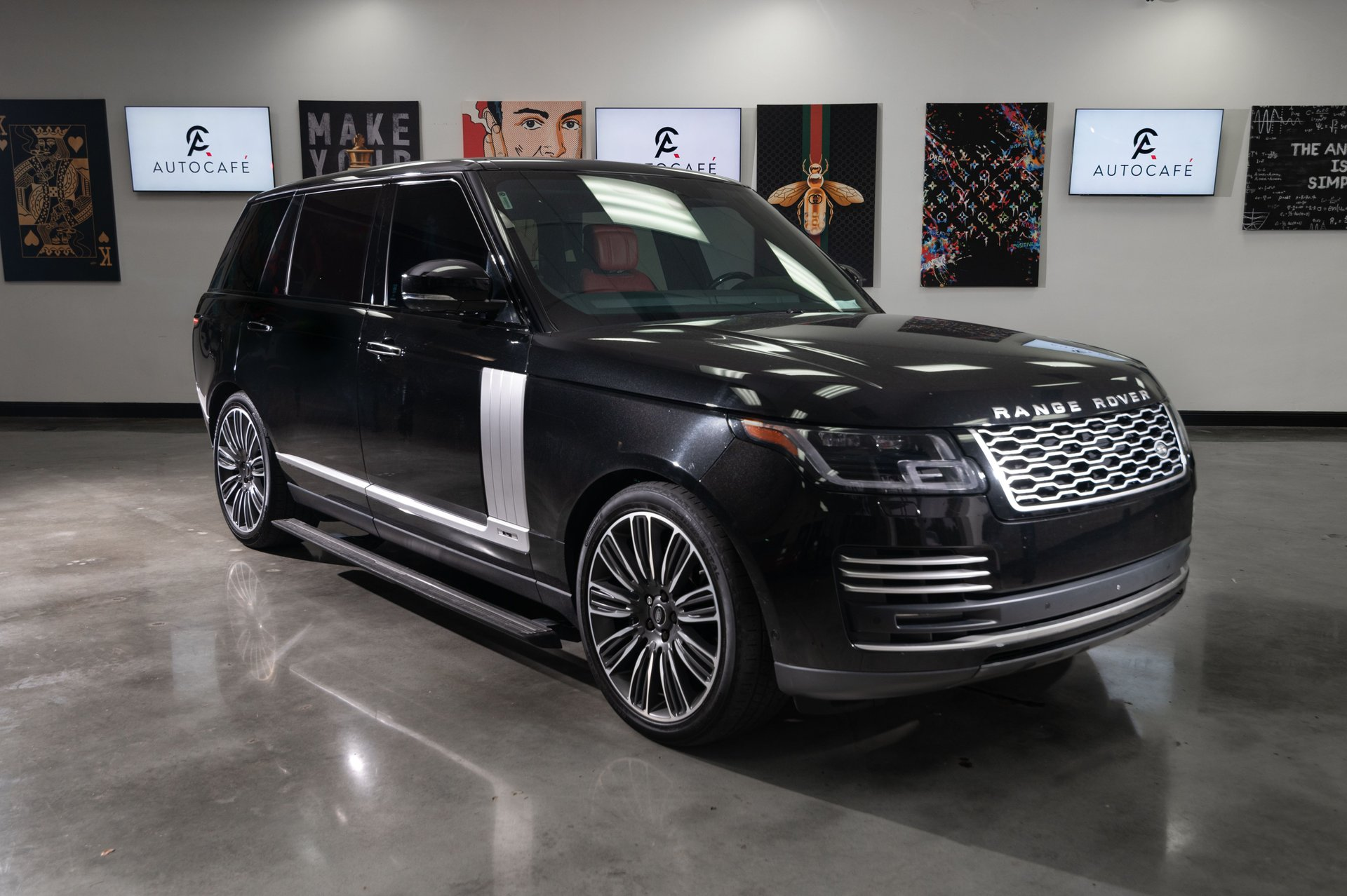 2018 land rover range rover v8 supercharged autobiography lwb