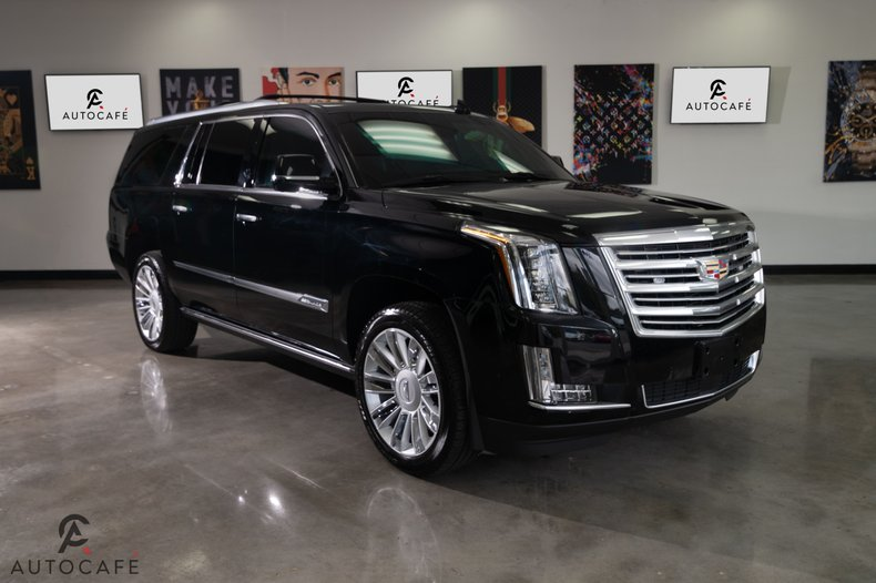 2017 Cadillac Escalade ESV Armored Limo