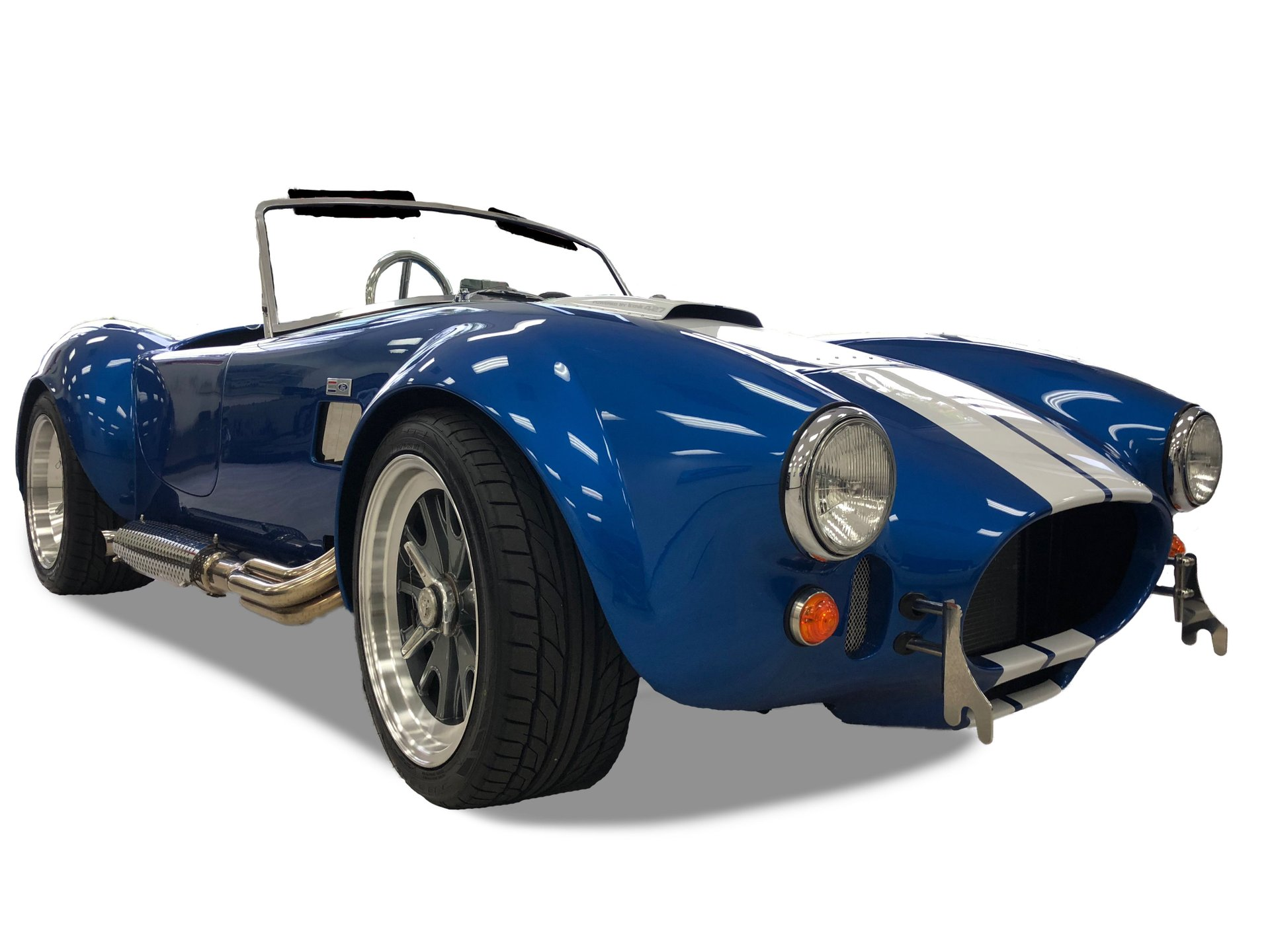 1965 cobra roadster backdraft rt3